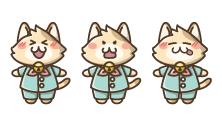 ネコキャラクター